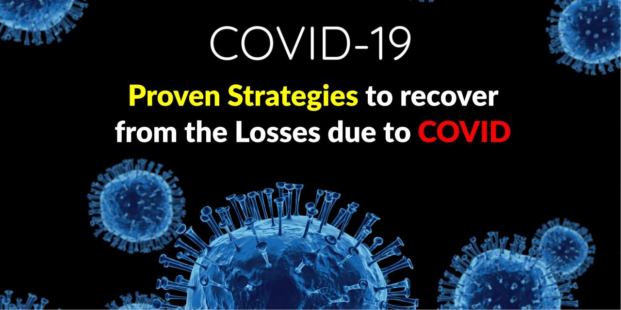 Proven Strategies For Small Businesses To Recover From The Losses Due To COVID