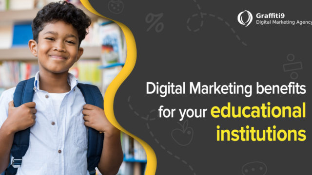 How digital marketing can benefit your educational institution