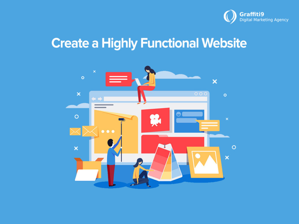 importance of website for old age home