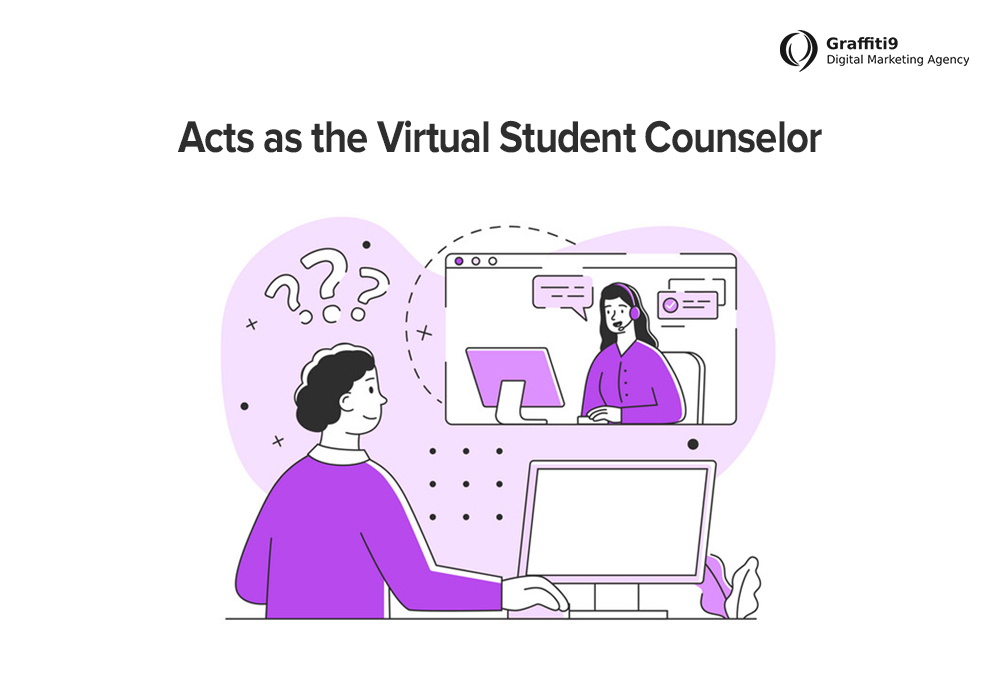 websites act as counselor